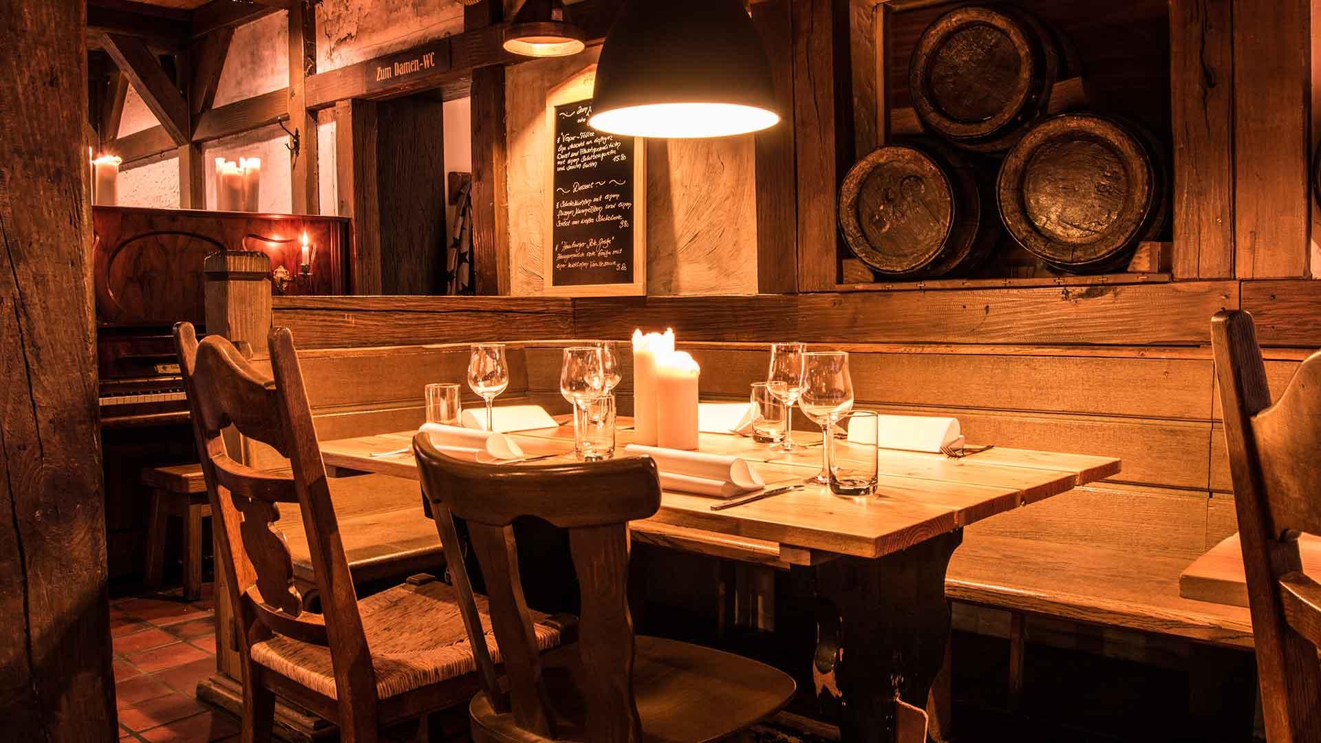 Restaurant Schoppenhauer - Startseite